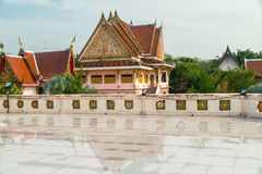 Wat Kaeo Manee Si Mahathat  at sunny day, Phuket Stock Images