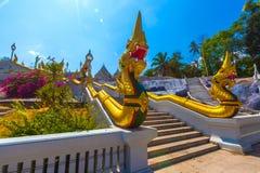 Wat Kaew, Krabi miasteczko, Tajlandia fotografia royalty free