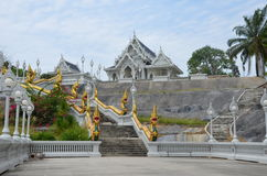 Wat Kaew Temple. In Krabi town, Thailand Royalty Free Stock Photo