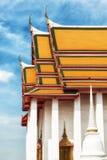 Wat Kalauanamit Temple, Bangkok, Thailand Stock Photography