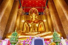 Wat Kaliyamit est point de repère en Thaïlande Photos libres de droits