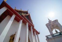 Wat Kanlayanamit 库存图片