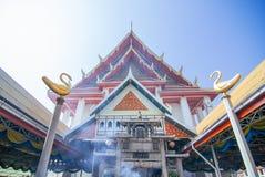 Wat Kanlayanamit Royalty Free Stock Images