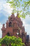 Wat Kao Phra Aungkarn Royaltyfria Bilder
