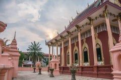 Wat Keaw Pi Jit стоковое изображение rf