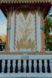 Wat Kee Ree Mas Pang Ka, Samui, Thailand Stockfotos