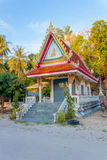 Wat Kee Ree Mas Pang Ka, Thailand Stockbild