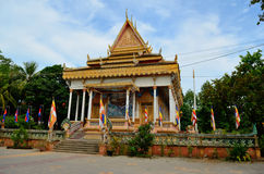 Wat Kesararam pagoda Royalty Free Stock Images