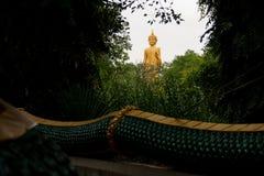 Wat Kham Cha Nod. Buddha temple wat Kham Cha Nod, Udorn Thani in Thailand royalty free stock image