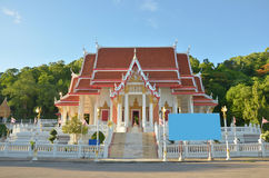 Wat Khao崇公Pran, Ratchaburi泰国,一百百万根棒 库存图片