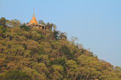 Wat Khao Changpran Royalty Free Stock Photos