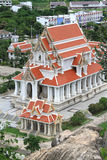Wat Khao Chong Krajok Royalty Free Stock Photos