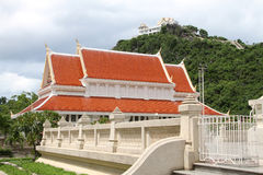 Wat Khao Chong Krajok Royalty Free Stock Photography
