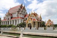 Wat Khao Chong Krajok Stock Images