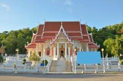 Wat Khao Chong Pran Ratchaburi Thailand, hundra miljon slagträn Fotografering för Bildbyråer