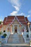Wat Khao Chong Pran Ratchaburi Thailand, hundra miljon slagträn Royaltyfri Fotografi