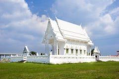 Wat Khao Laem Singh,White Temple,chanthaburi, Thailand Royalty Free Stock Photo