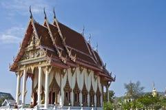 Wat Khao Lan Thom 免版税库存照片