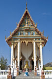 Wat Khao Lan Thom 免版税库存图片