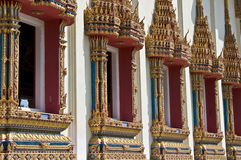 Wat Khao Lan Thom Stock Photo