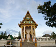 Wat Khao Lan Thom Temple Royalty Free Stock Photography