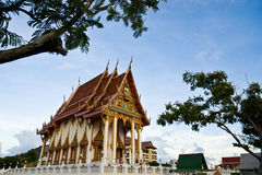Wat Khao Lan Thom Temple Royalty Free Stock Images