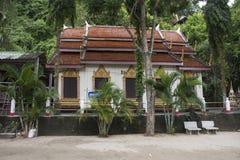 Wat Khao Orr i Phatthalung, Thailand royaltyfria foton