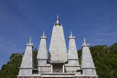 Wat khao rup chang Stock Photography