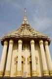 Wat Khao Sakae Krang en Uthai Thani, Tailandia Fotos de archivo libres de regalías