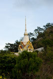 Wat Khao Takiab Buddhist Temple Royalty Free Stock Photo