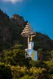 Wat Khaw Pra-ngam Obraz Stock