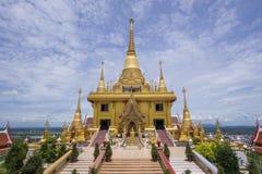 Wat Khiri Wong Temple,Thailand. Wat Khiri Wong Temple in Nakhon Sawan,Thailand Stock Photography