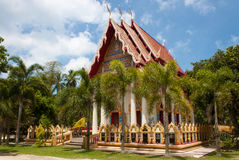 Wat Khong Karam, Naton, Samui, Thailand Royalty Free Stock Photo
