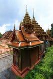 Wat Khuha Sawan Lizenzfreie Stockfotos