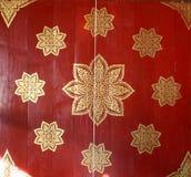 Wat Khuha Sawan-Tempel 02 lizenzfreie stockfotos