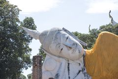 Wat Khun Inthapramun Ταϊλανδός Στοκ εικόνες με δικαίωμα ελεύθερης χρήσης