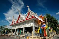 Wat Klang Bang Kaew, Nakhon Pathom, Thailand. Stockbilder