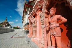 Wat Klang Bang Kaew, Nakhon Pathom, Thailand. Stockfotografie