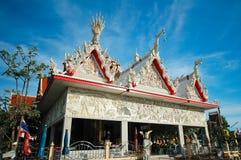 Wat Klang Bang Kaew, Nakhon Pathom, Thailand. Lizenzfreie Stockfotos