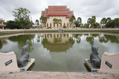 Wat klang buriram Royalty Free Stock Photo