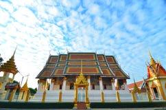 Wat Klang Ming Mueang на Roi Et, Таиланд Стоковые Фото