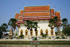 Wat Klang Phra Aram Luang Royalty Free Stock Image