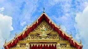 Wat Klongrain Lizenzfreie Stockbilder