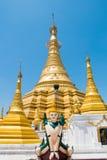 Wat Kmotr Si Fotografia Royalty Free