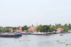 Wat Ko Kret стоковое фото rf