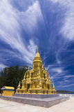 Wat in Koh Samui Stockfotografie