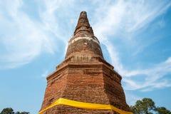Wat Krasai Temple Royaltyfria Bilder