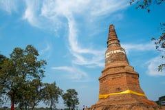 Wat Krasai Temple Royaltyfri Foto
