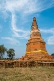 Wat Krasai Temple Arkivfoton