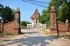 Wat Kubua Temple in Ratchaburi Thailand Lizenzfreie Stockfotografie